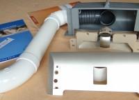 náhled - Spodní díl pro štěrbinovou zásuvku do zdi