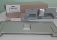 náhled - Štěrbinová zásuvka LeoVac - stříbrná
