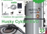 náhled - Husky Cyklon EVO - PREMIUM
